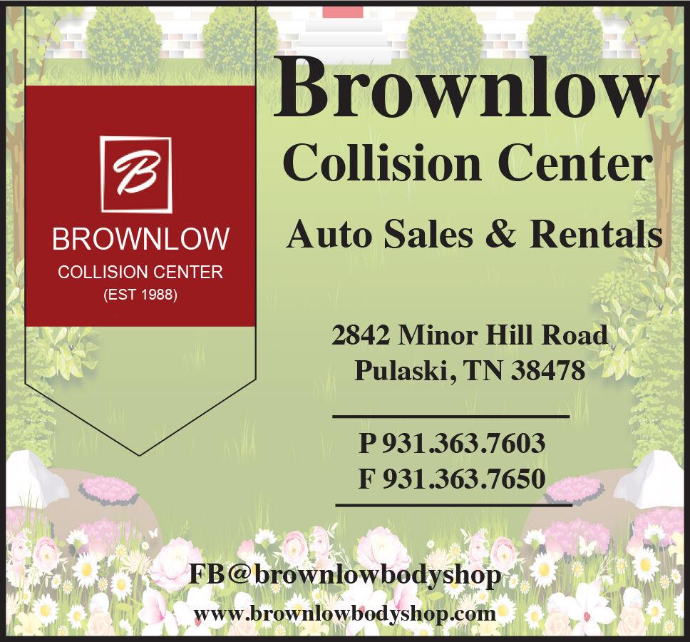 Brownlow goto ad