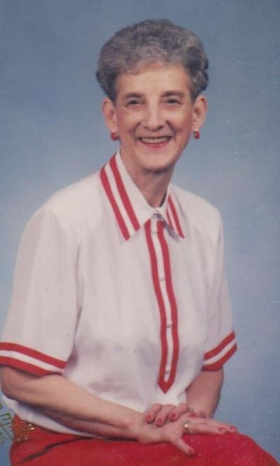 Obit-Norwood, Mary Jean