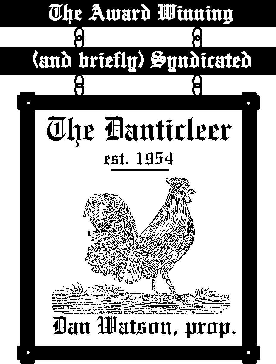 Danticleer Briefly Syndicated Logo