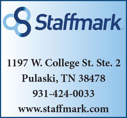 Staffmark Ad