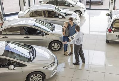In-Person Car Buying