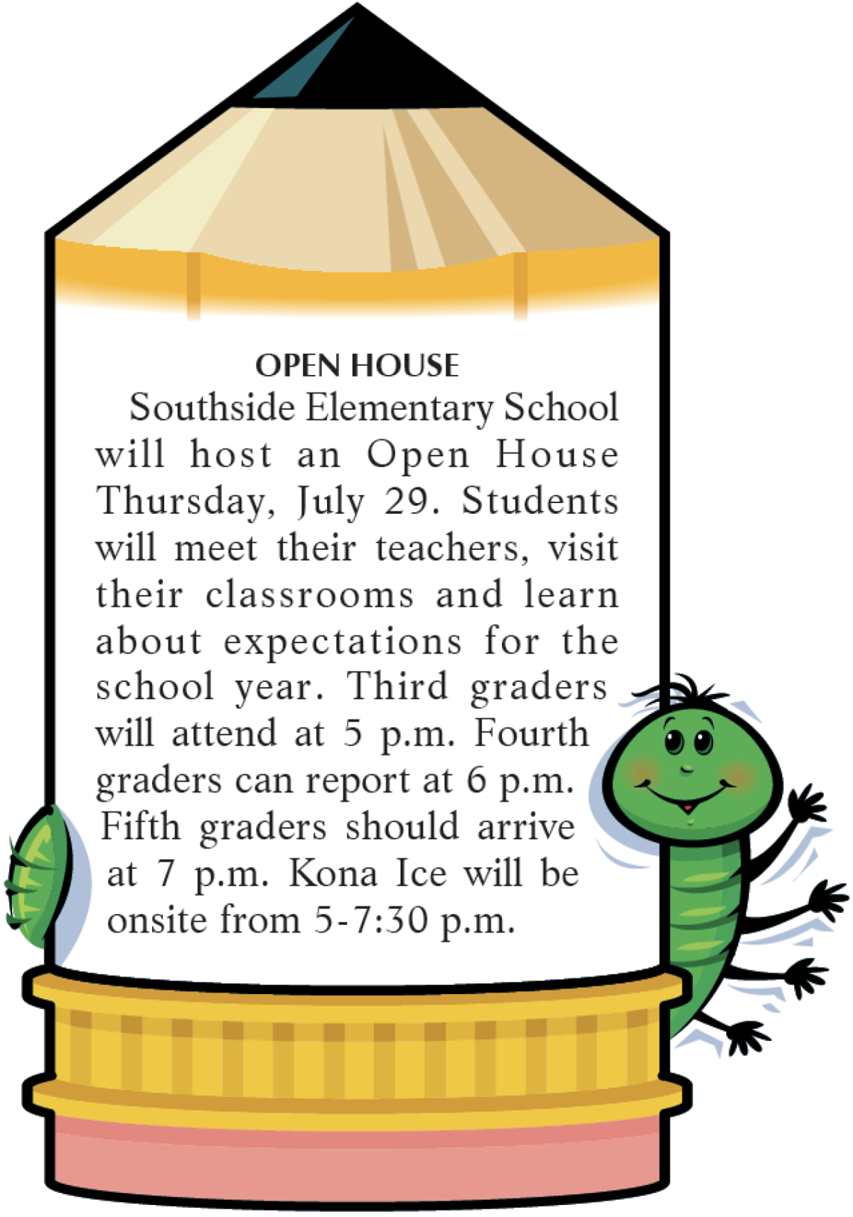 SES Open House