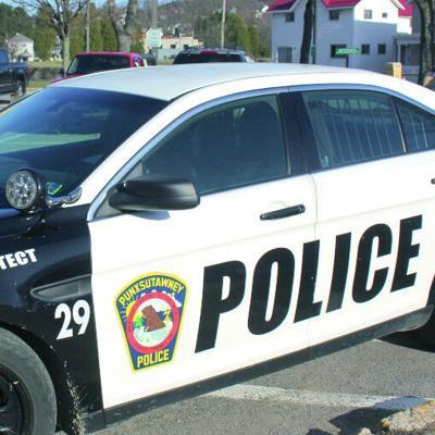 Punxsy police