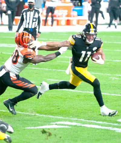 Steelers Washington preview Claypool