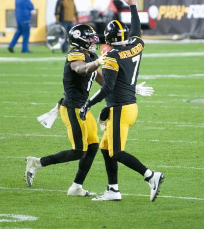 Steelers: Claypool and Ben