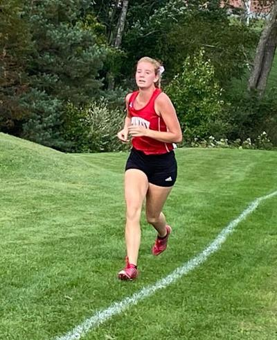 Punxsy girls XC takes win over St. Marys at home
