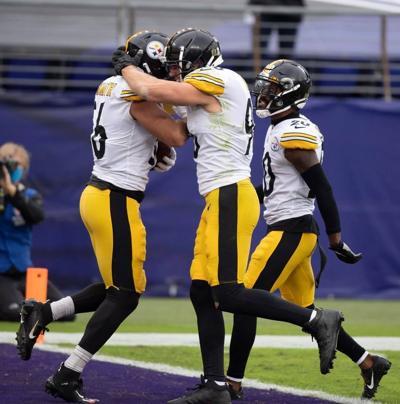Steelers unbeaten