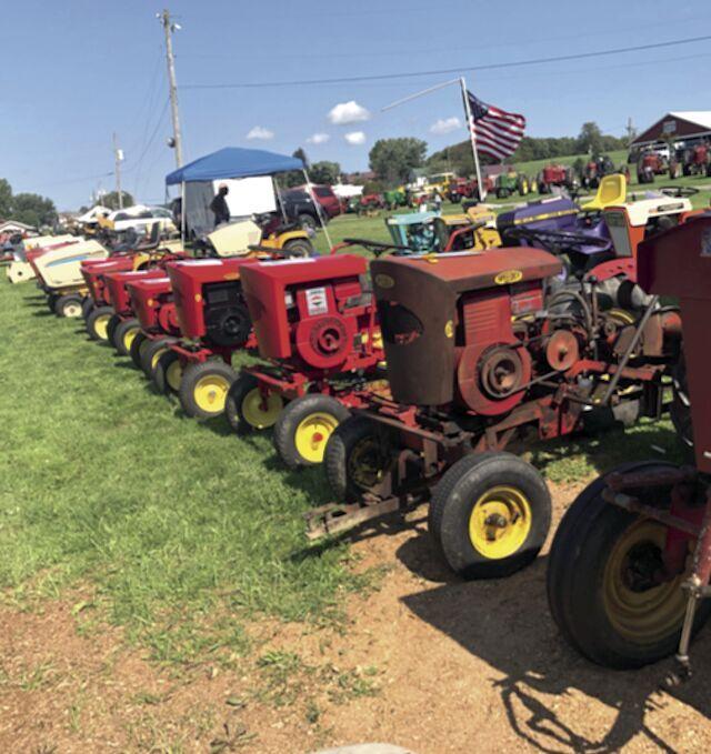 Harvey: Smicksburg Truck and Tractor Show