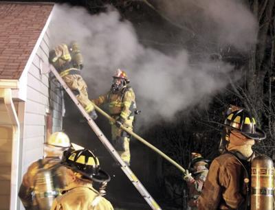 Blair Street fire