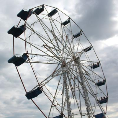 Jeff. Co. Fair 2021 ferris wheel