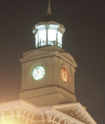 Jefferson County Courthouse Christmas