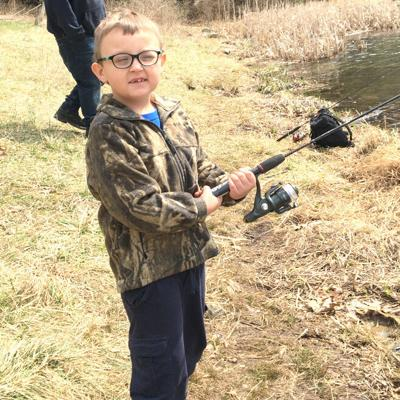Trout Fishing Opening Day 2021