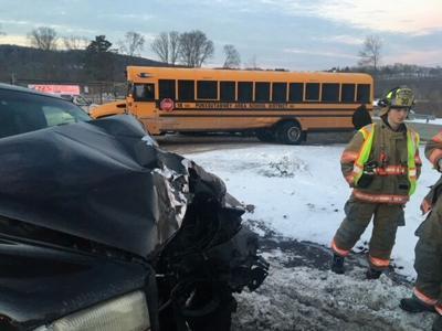 Punxsy School Bus Accident