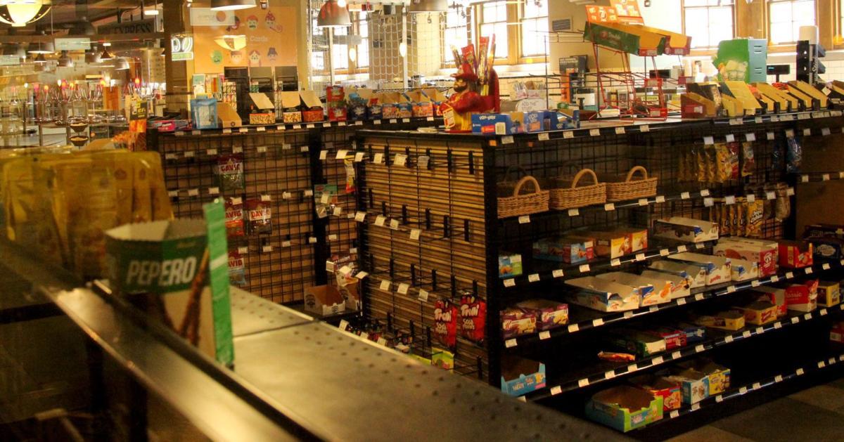 6/18/20 PMU basement, Urban market