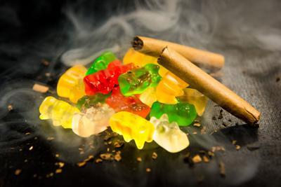 1/16/18 LSD Gummy Bears
