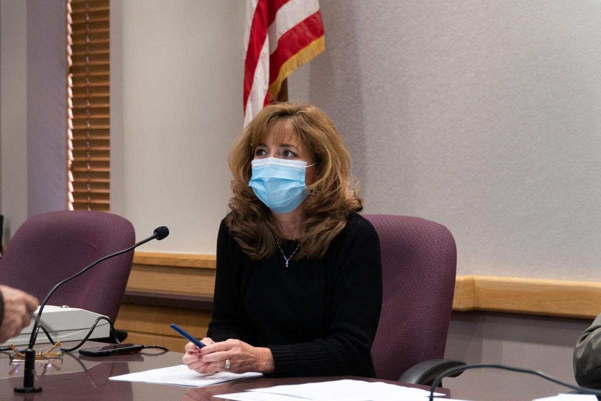 10/2/20 Board of Elections, Julie Roush
