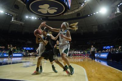 3/17/17 NCAA Tournament, Green Bay, Ashley Morissette