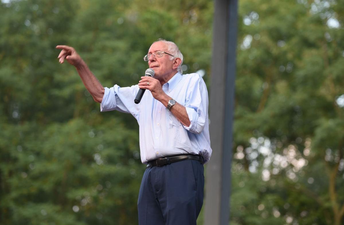 08/28/2021 Bernie Sanders Town Hall, Bernie Sanders