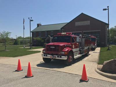 5/8/18 Election Day, Lafayette Fire Station