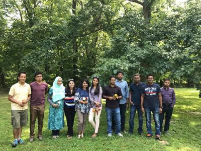 8/29/17 Purdue Bangladesh students