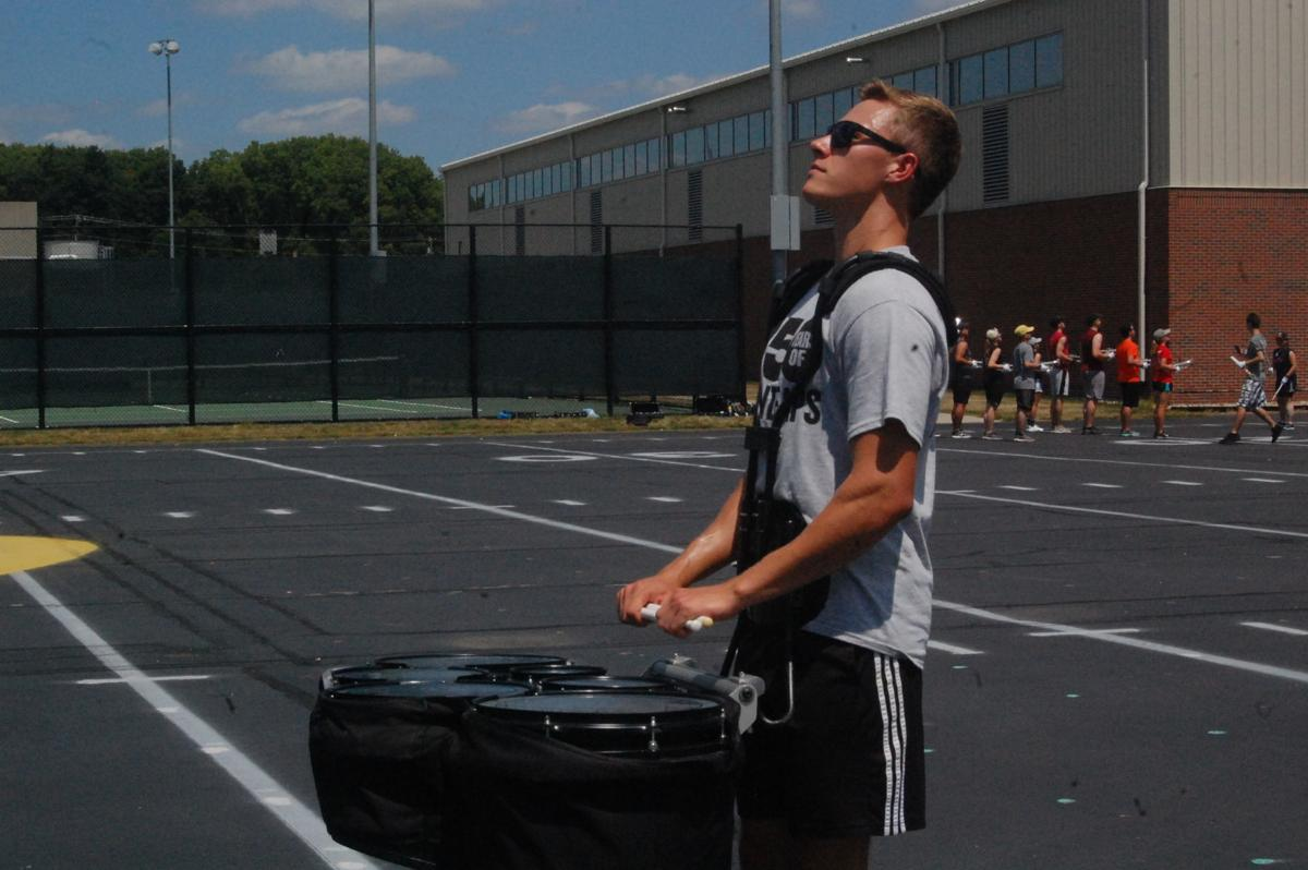 8/9/19 Marching Band Leader Camp, Lorin Nugent
