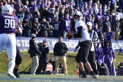 11/9/19 Northwestern, Aidan O'Connell