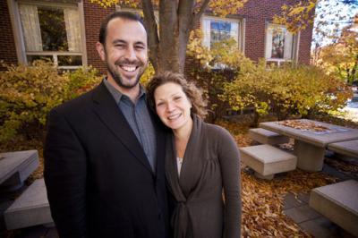 11/8/13 Thomas and Sarah Mustillo