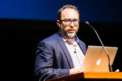 3/9/15 Wikipedia Creator, Jimmy Wales