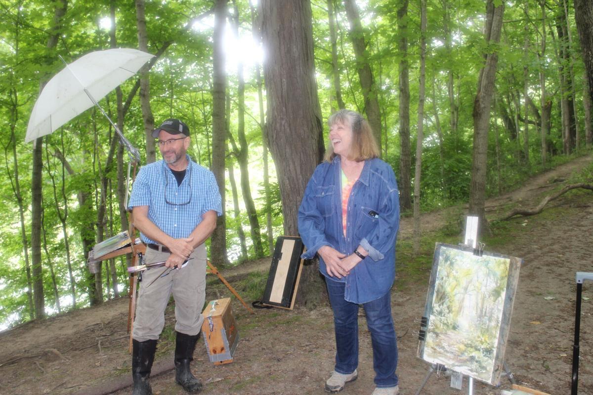 Rena Brouwer and Kurt Stanfield 6/3/21