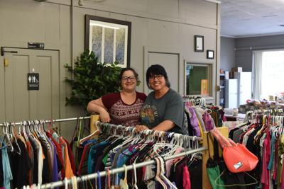 4/11/21 Katherine Jenkins, Kathy Matson