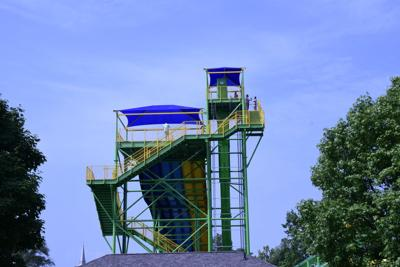 Tropicanoe Cove Slide