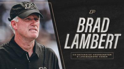 2/28/21 Brad Lambert Announcement