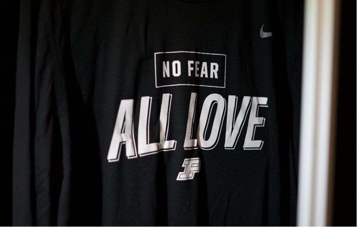11/22/20 No fear All love