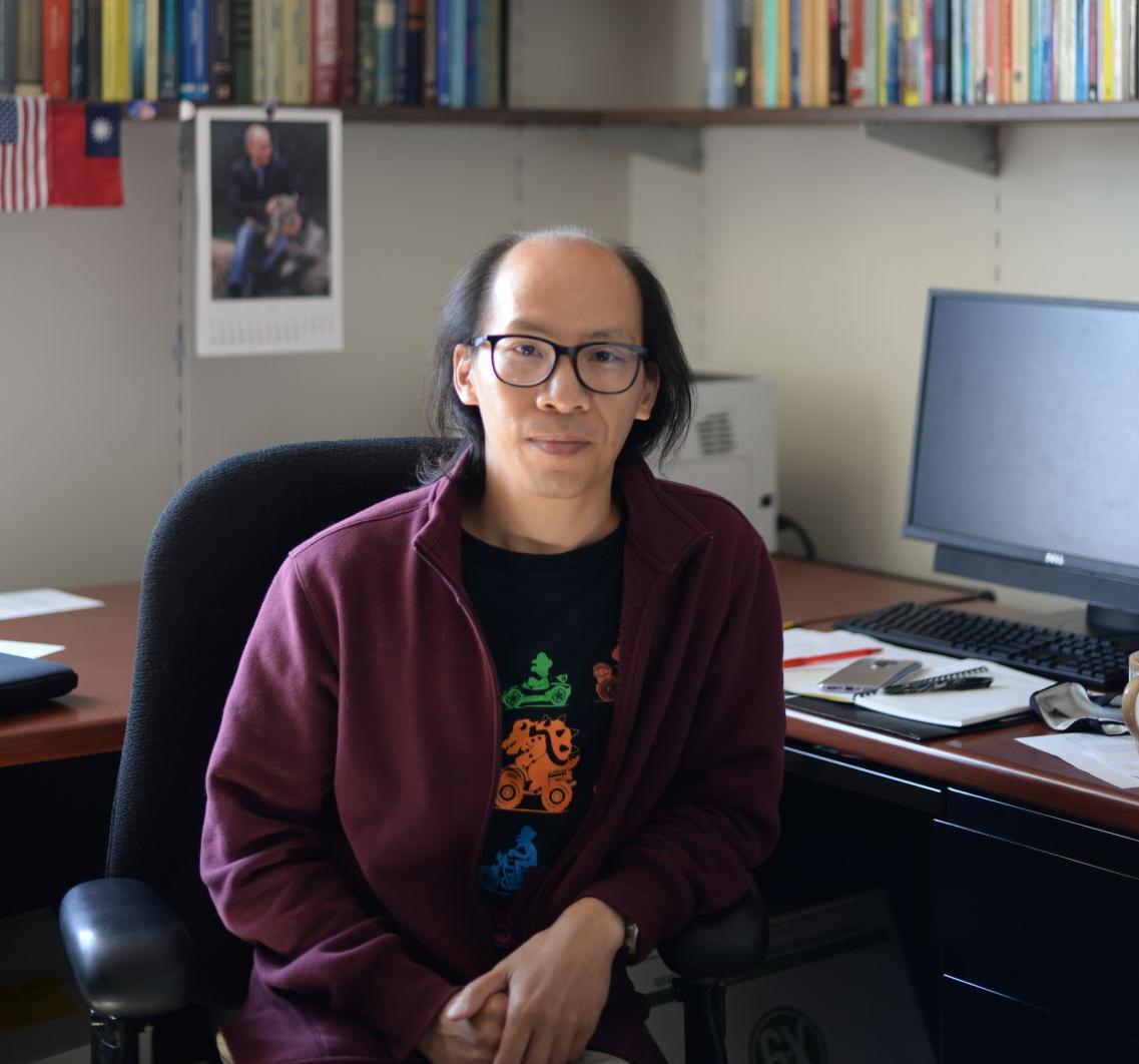 6/16/21 Dr Chen Profile, Portrait