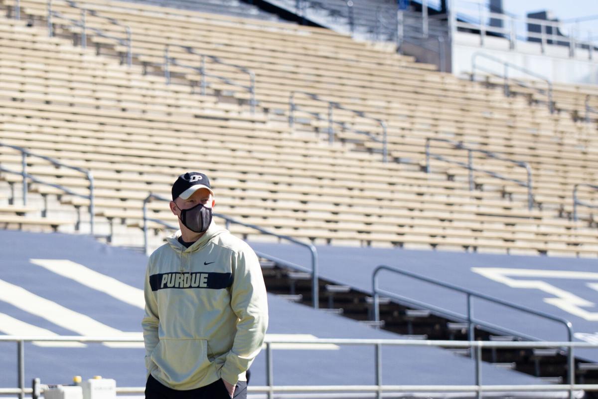 3/6/21 Purdue Watch Party, Coach Jeff Brohm