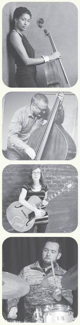 3/3/16 Tomeka Reid Quartet