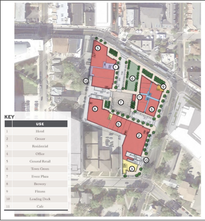 6/25/20 Chauncey Hill Mall plan