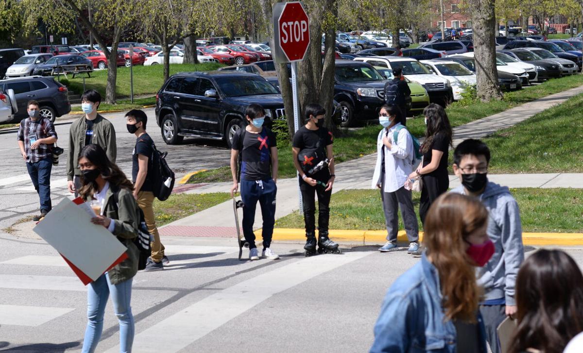 4/16/21 AAPI Rally, Medics