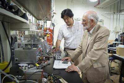 6/11/19 Zheng-Cooks Zheng Ouyang and R. Graham Cooks