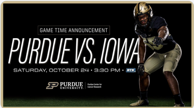 Purdue football week 1 time