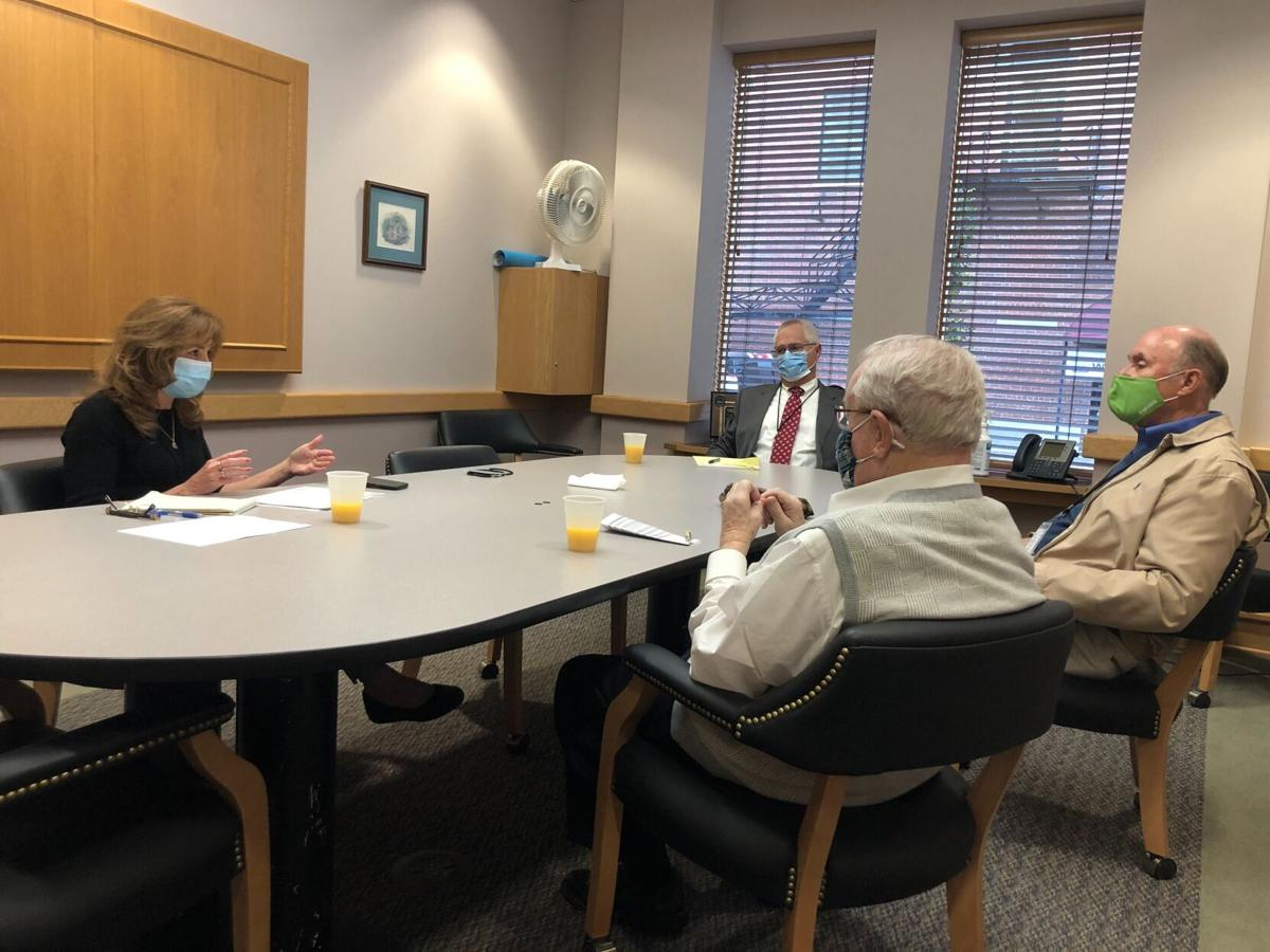 11/3/20 Tippecanoe County Election Board