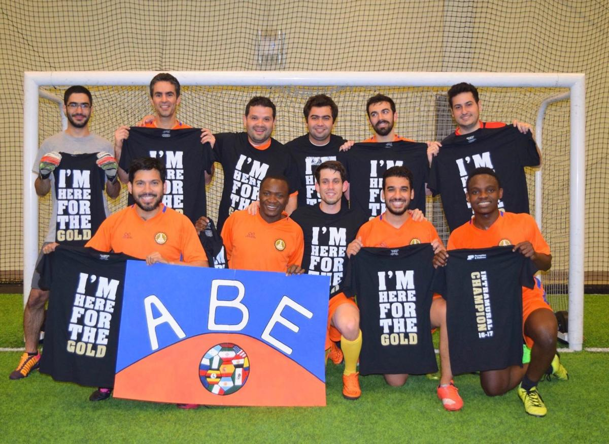 Abe Amigos Win Intramural Soccer Championship Sports