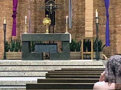 3/17/20 St. Tom's Eucharistic Adoration