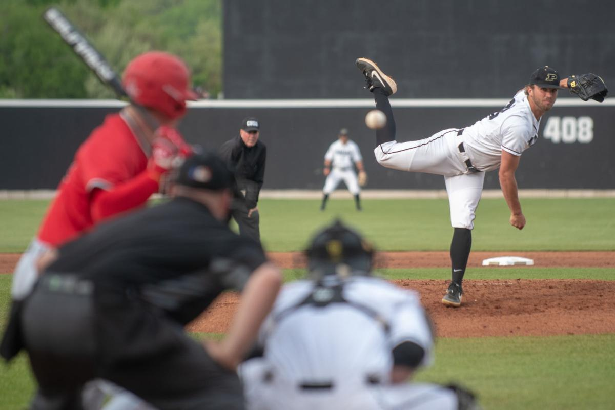 5/7/19 Purdue 9, Ball State 3, Kyle Wade