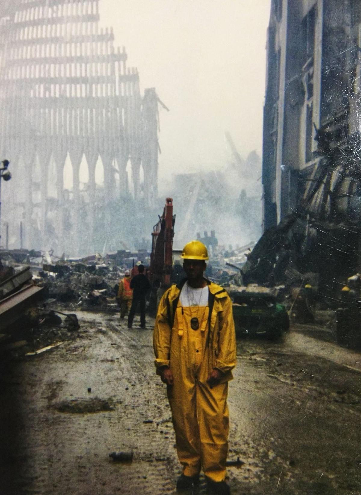 9/8/21 Kurt Sinks Ground Zero first day