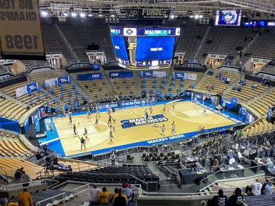 3/18/21 NCAA Tournament First Four, Drake vs Wichita State