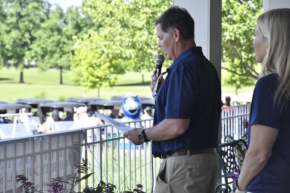 6/28/21 Inaugural Tee off for Tyler, Tony Trent