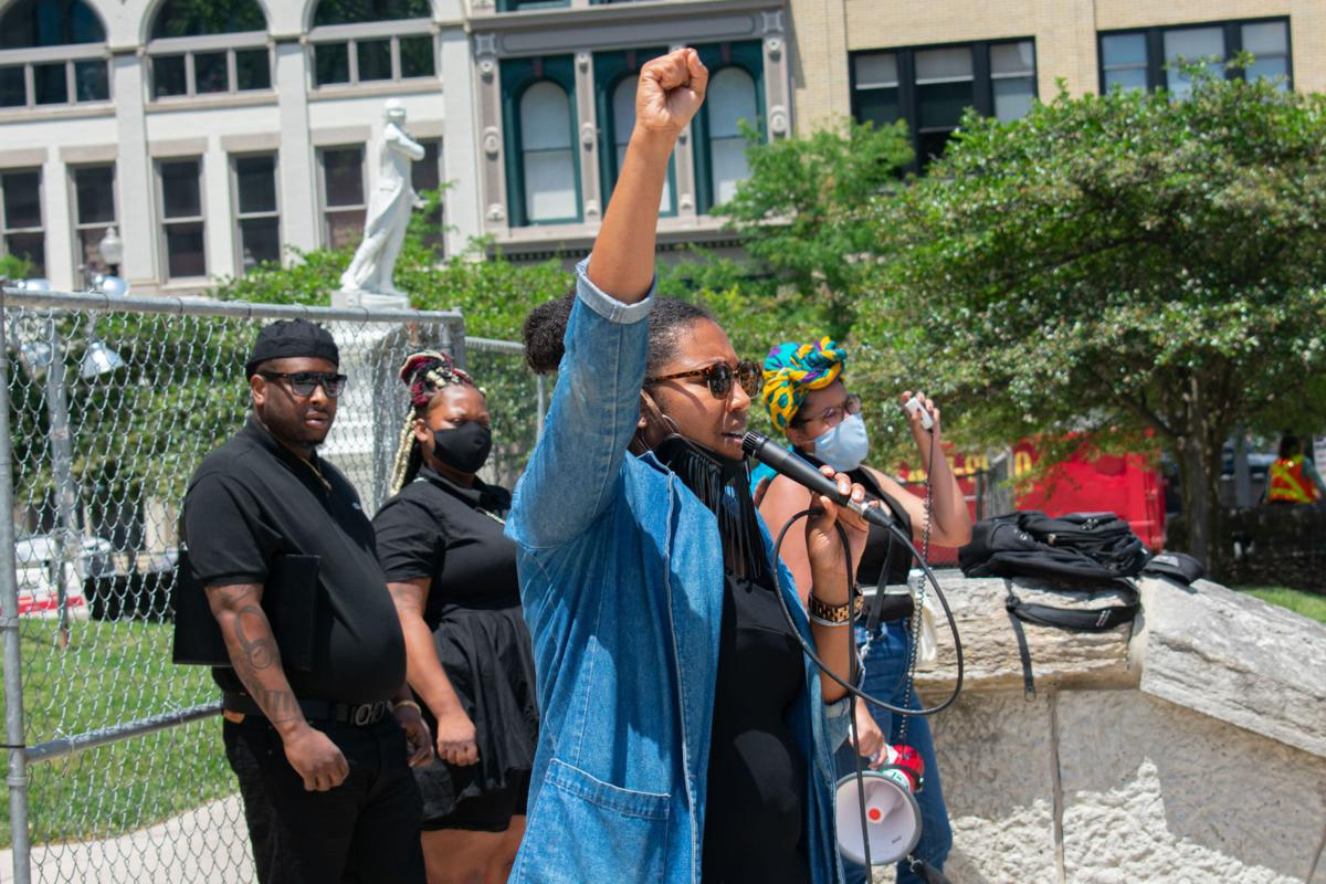 6/16/20 Protest: Leaders