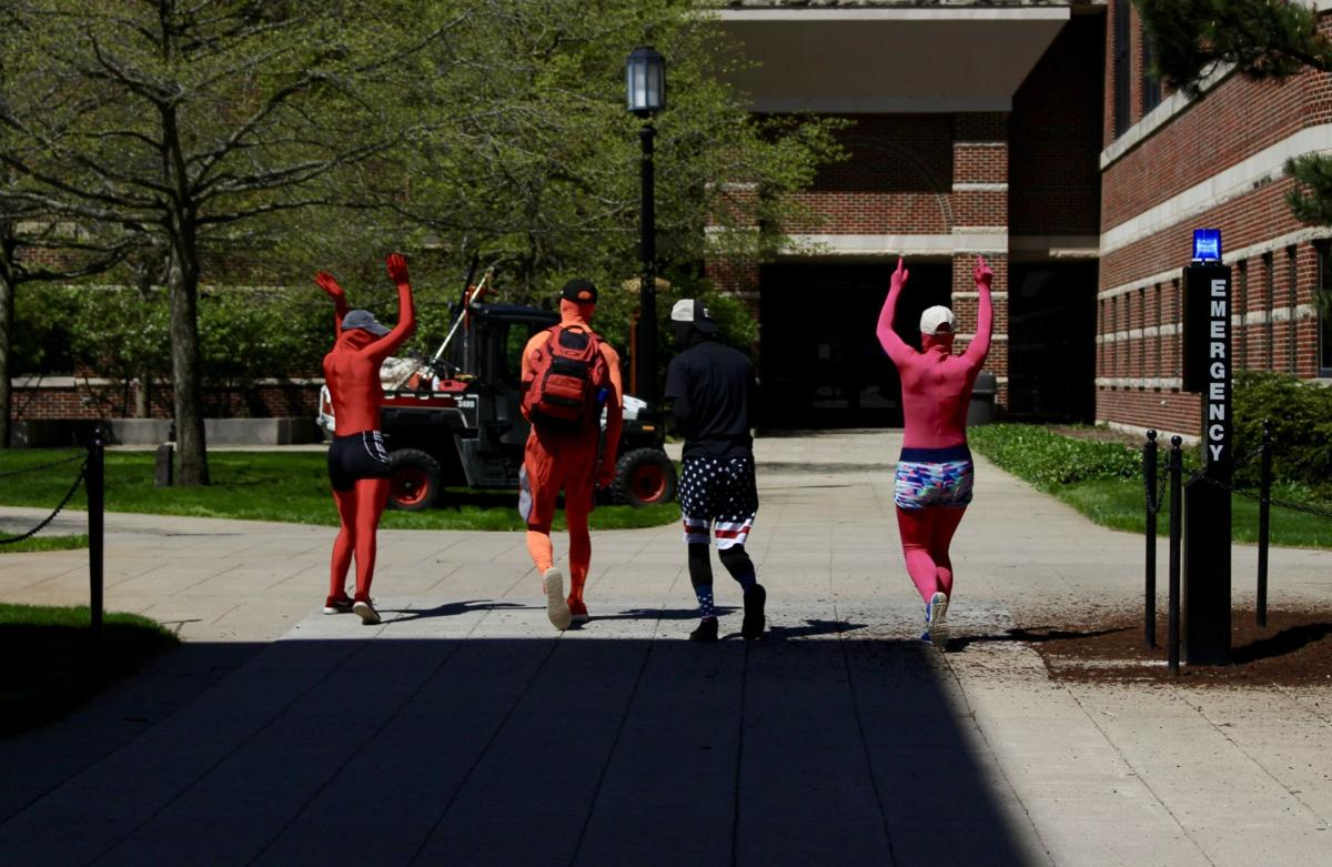 5/1/20 Morphsuit Dancers
