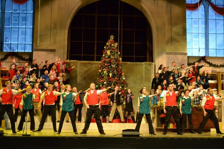 30 purdue christmas show